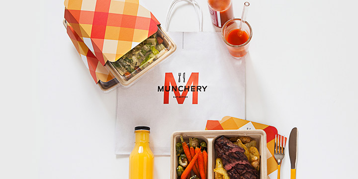 Photo of Munchery products